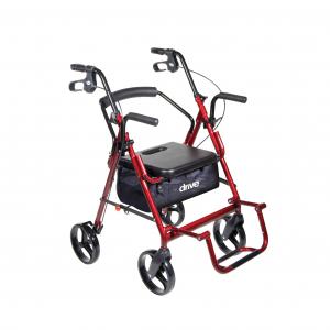 Combination Rollator Transport Chairs