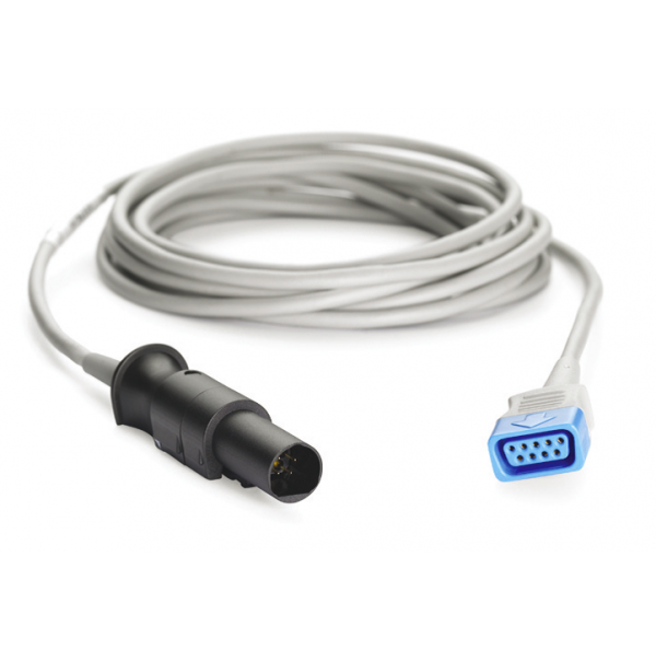 TruSignal interconnect cable with Ohmeda connector