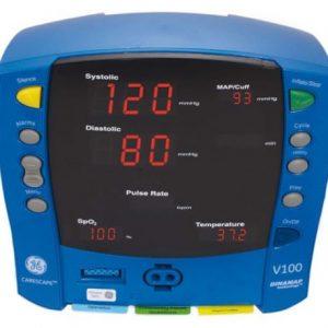 V100 no Temperature