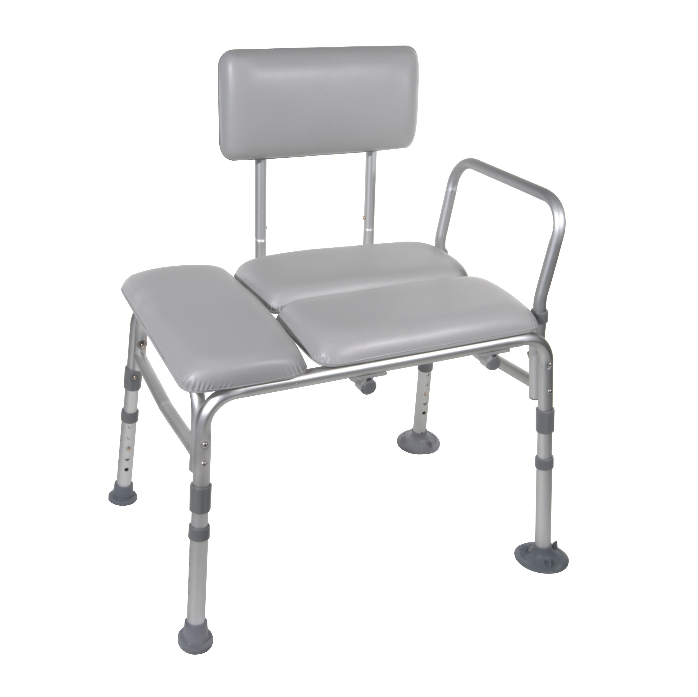 Padded Seat Transfer Bench – Genesis Medical Corporation