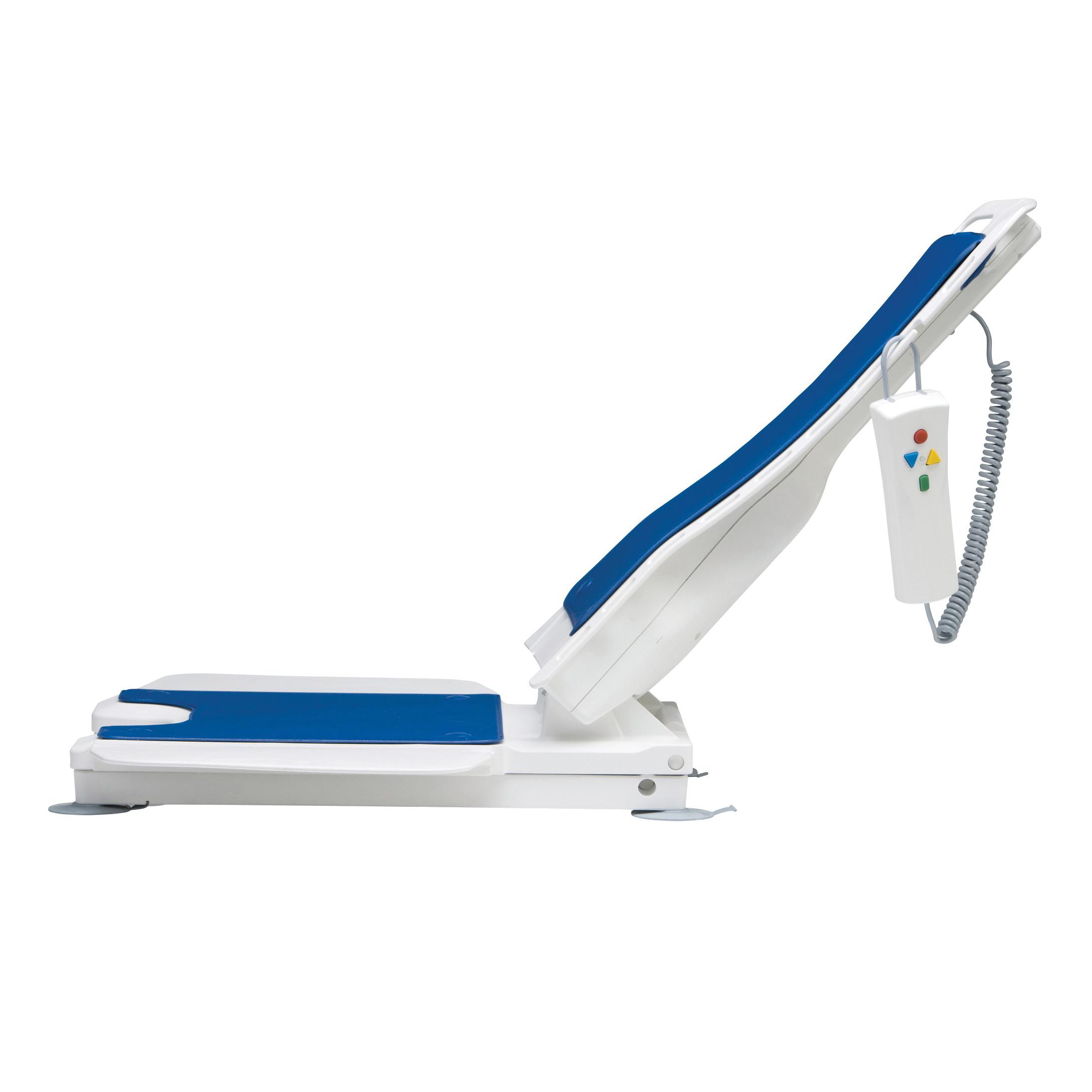 Bellavita Auto Bath Tub Chair Seat Lift, White – Genesis Medical ...