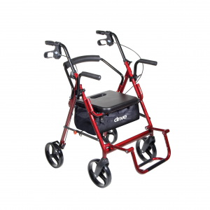 Combination Rollator Transport Chairs