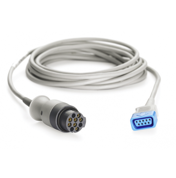TruSignal interconnect cable with Datex connector